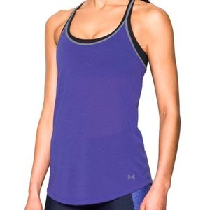 Under Armour Threadborne Train Tank